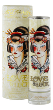 Christian Audigier Ed Hardy Love & Luck For Women