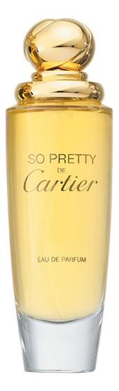 Cartier So Pretty Cartier: парфюмерная вода 50мл тестер фото