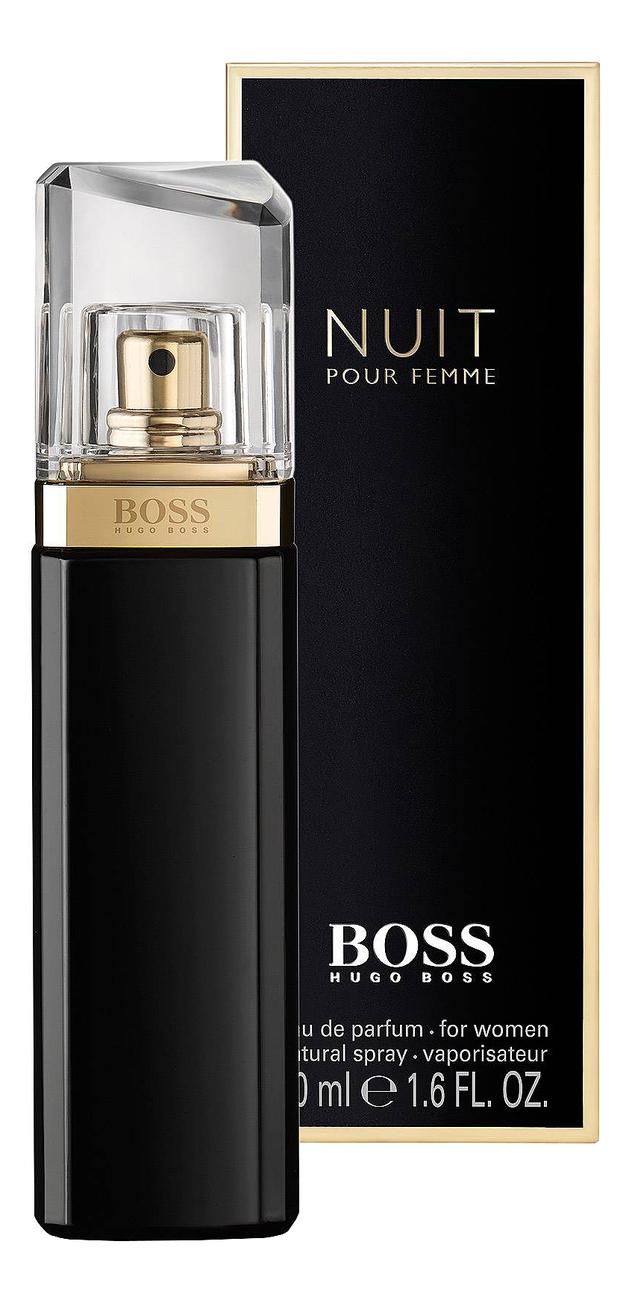 Hugo Boss Boss Nuit Pour Femme: парфюмерная вода 50мл цена 2017