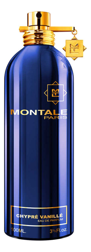 Купить Chypre Vanille: парфюмерная вода 100мл, Montale