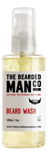 Шампунь для бороды Beard Wash 100мл