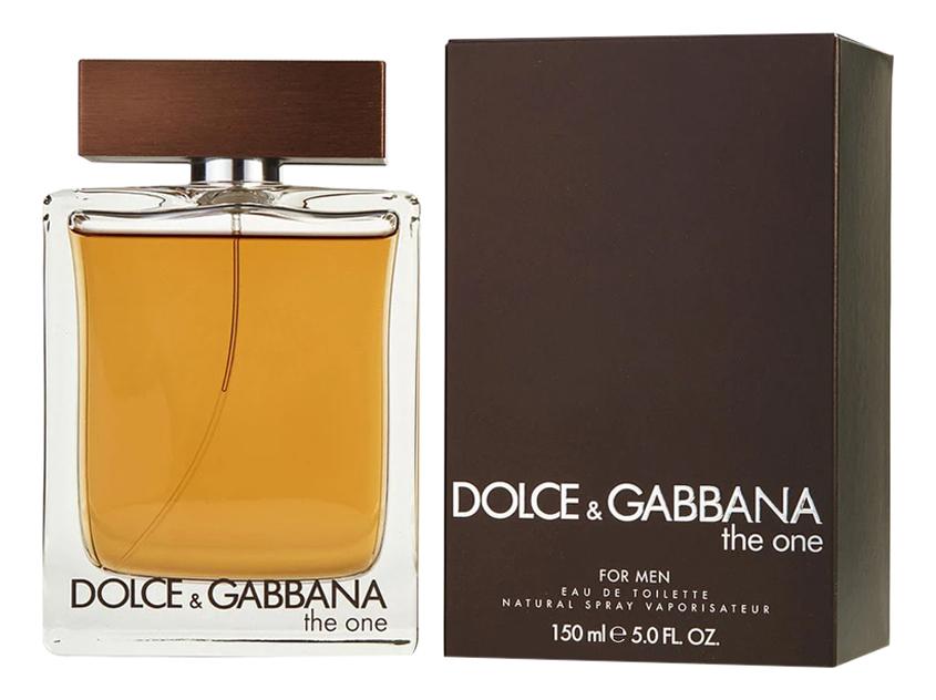 Купить Dolce Gabbana (D&G) The One for Men: туалетная вода 150мл, Dolce Gabbana (D&G) The One For Men, Dolce & Gabbana