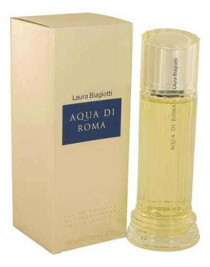 Laura Biagiotti Aqua di Roma: туалетная вода 100мл