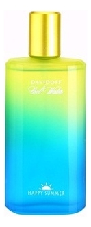 Davidoff Cool Water Game Happy Summer For Men: туалетная вода 125мл тестер