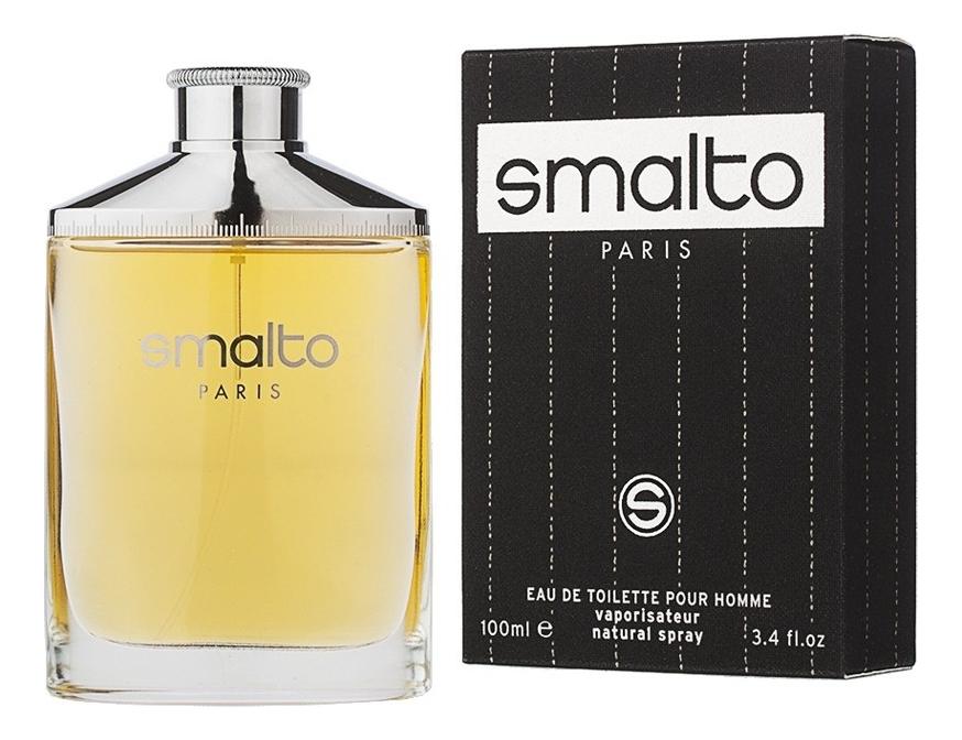 Francesco Smalto Pour Homme: туалетная вода 100мл smalto часы smalto st4g003m0121 коллекция panarea