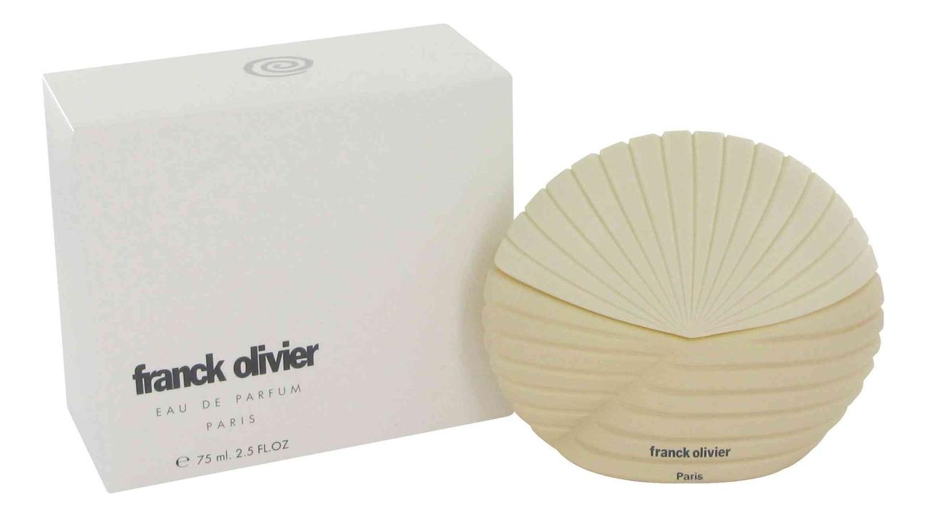 Купить Franck Olivier: парфюмерная вода 75мл