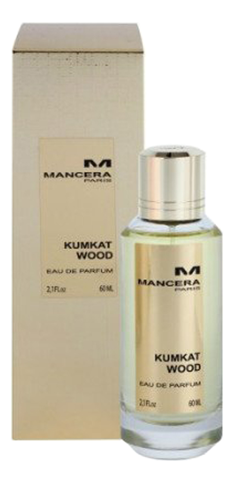 Mancera Kumkat Wood : парфюмерная вода 60мл