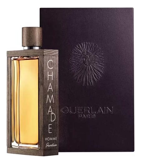 Guerlain Chamade Pour Homme: туалетная вода 100мл guerlain homme туалетная вода 50мл