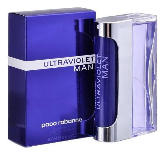 Paco Rabanne Ultraviolet Man: туалетная вода 100мл ultraviolet edр 50 мл paco rabanne 8 марта женщинам