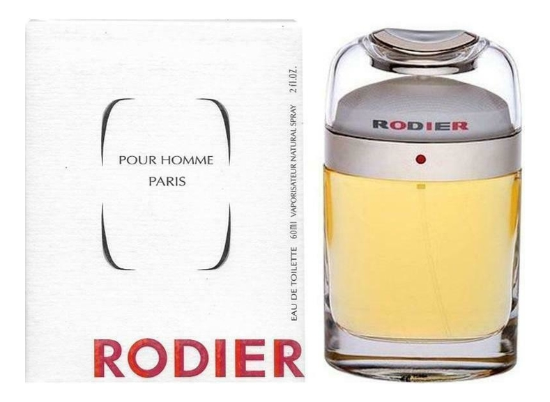 Rodier pour Homme: туалетная вода 60мл фото