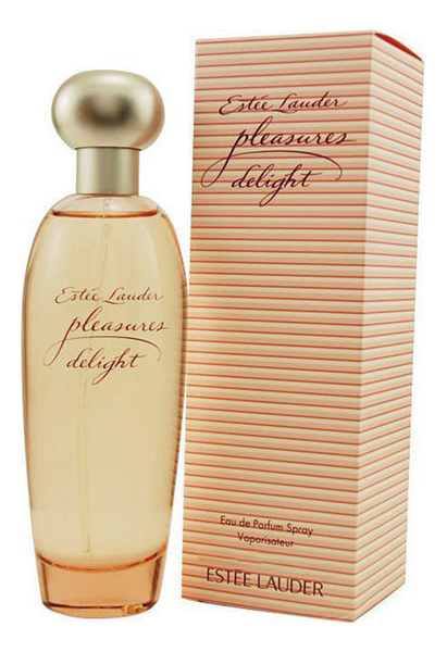 Купить Pleasures Delight: парфюмерная вода 100мл, Estee Lauder