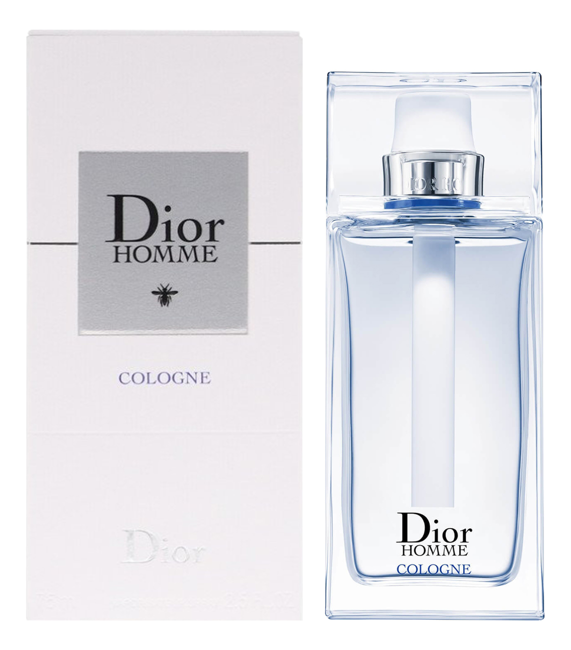 Christian Dior Homme Cologne: одеколон 125мл