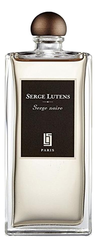 Serge Lutens Serge Noire: парфюмерная вода 50мл тестер