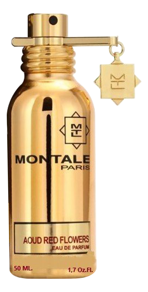 Montale Aoud Red Flowers: парфюмерная вода 50мл парфюмерная вода montale aoud damascus 100 мл