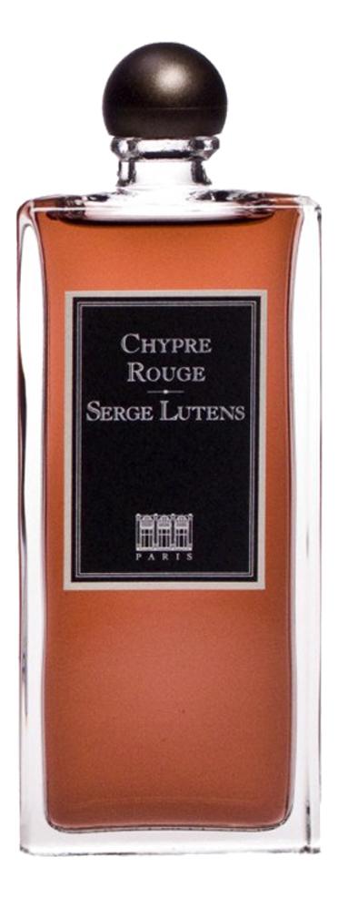 Serge Lutens Chypre Rouge: парфюмерная вода 50мл тестер serge lutens serge noire парфюмерная вода 50мл тестер