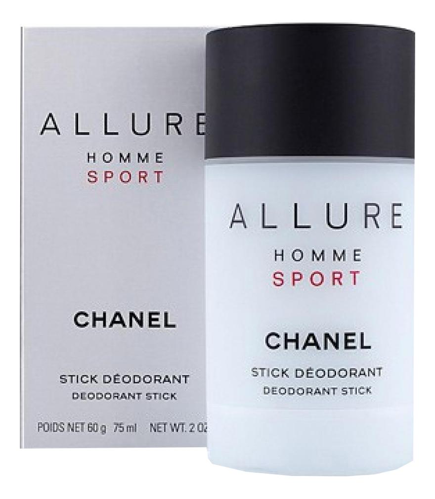 Allure Homme Sport: дезодорант твердый 75мл недорого
