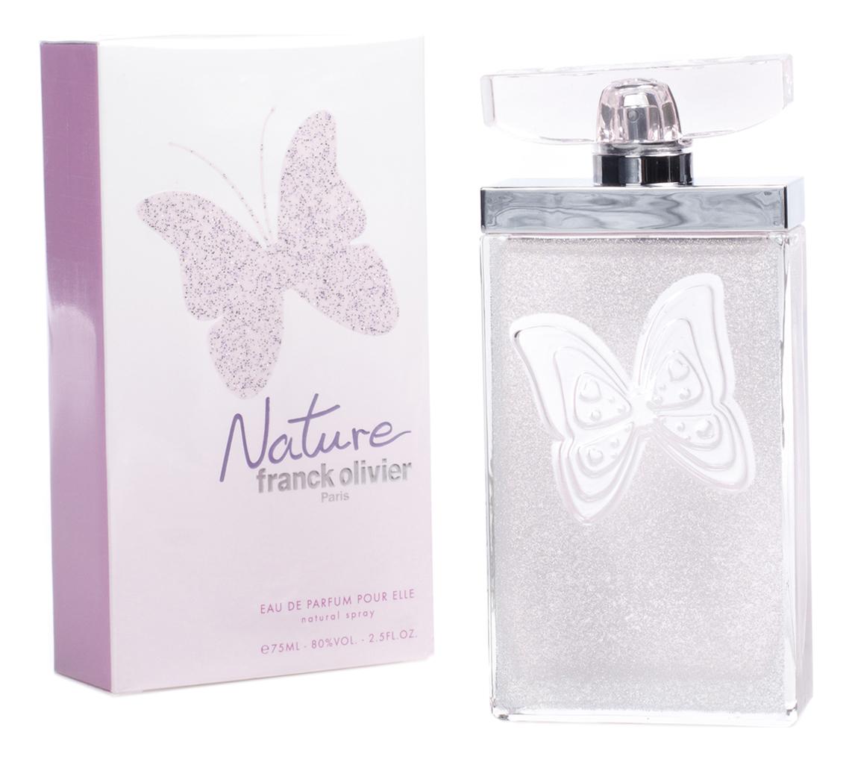 Купить Franck Olivier Nature: парфюмерная вода 75мл