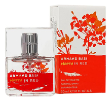 Armand Basi Happy In Red