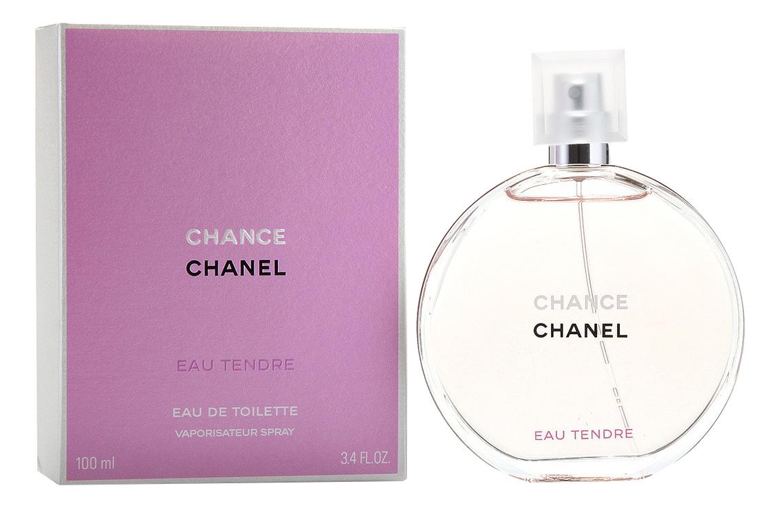 Chanel Chance Eau Tendre: туалетная вода 100мл недорого