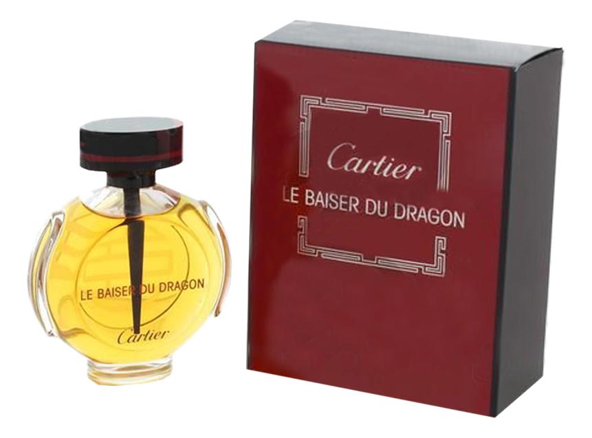 цена Cartier Le Baiser Du Dragon: парфюмерная вода 30 мл онлайн в 2017 году