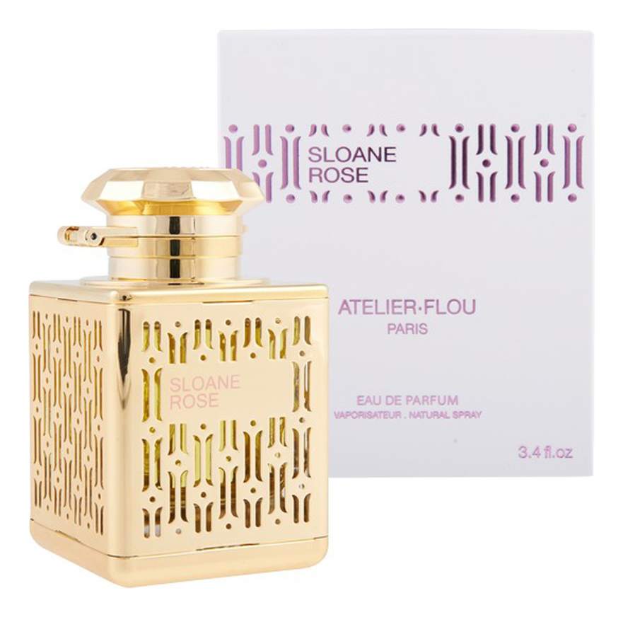 Sloane Rose: парфюмерная вода 100мл atelier des ors aube rubis парфюмерная вода 100мл