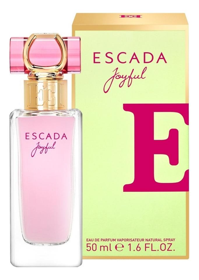 Escada Joyful: парфюмерная вода 50мл фото