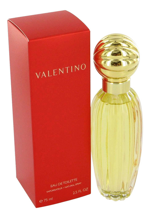 Valentino: туалетная вода 75мл недорого