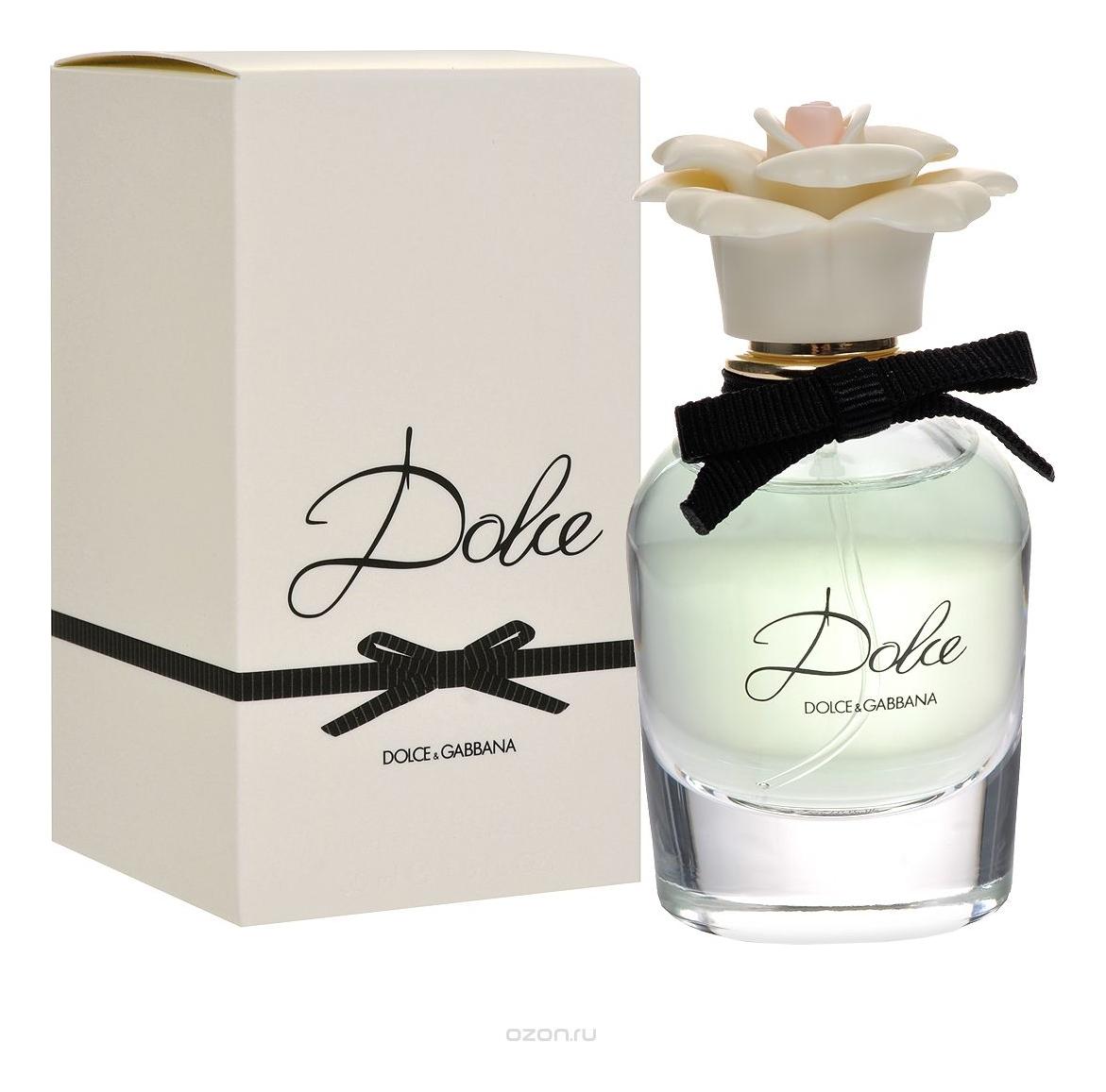 Фото - Dolce: парфюмерная вода 75мл dolce парфюмерная вода 5мл