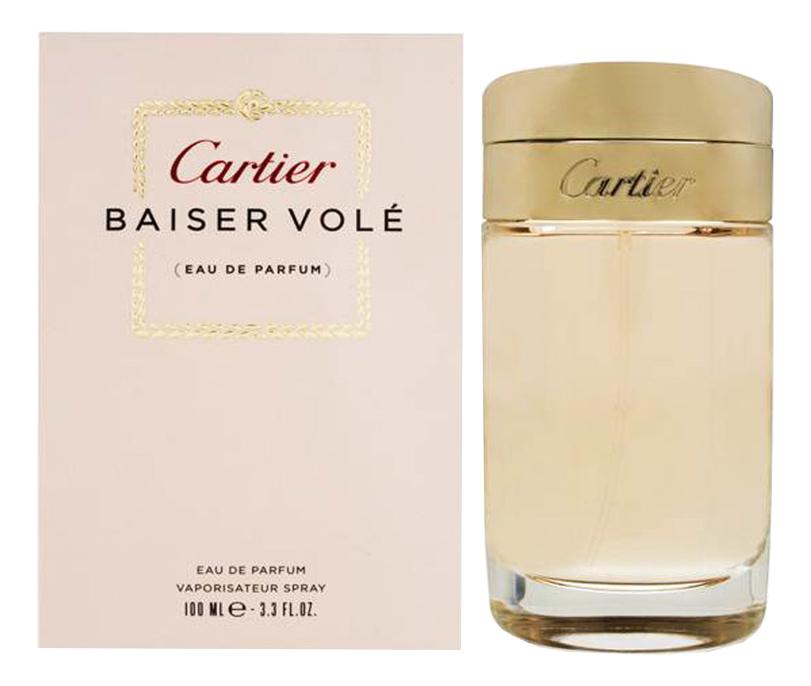 цена Cartier Baiser Vole: парфюмерная вода 100мл онлайн в 2017 году