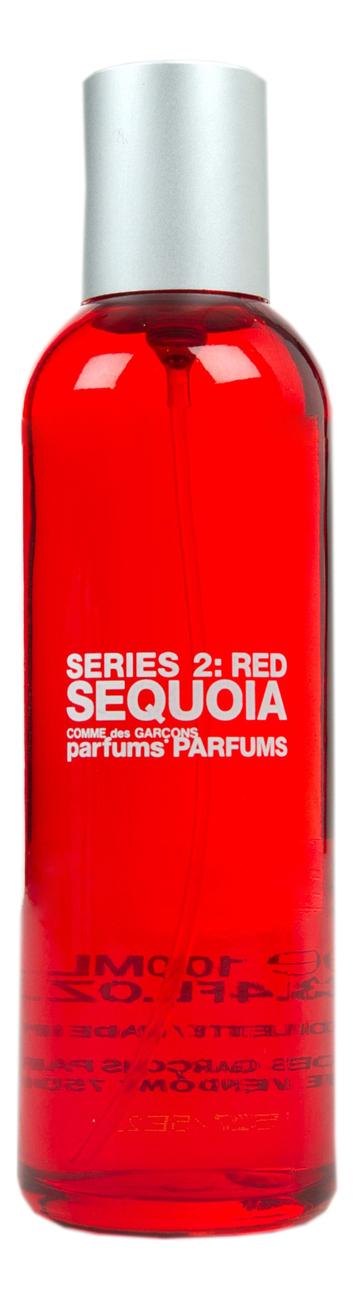 Series 2 Red: Sequoia: туалетная вода 50мл недорого