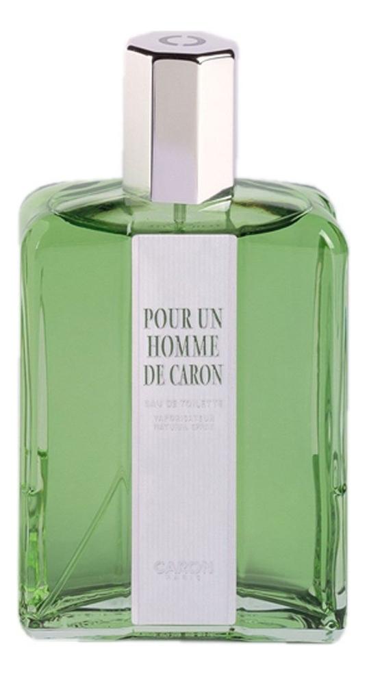 Pour Un Homme De Caron: туалетная вода 125мл тестер недорого