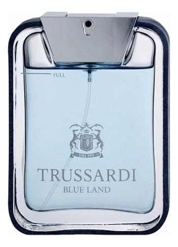 Trussardi Blue Land: туалетная вода 100мл тестер недорого