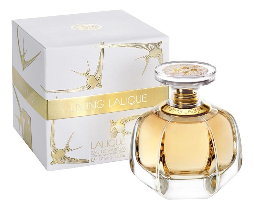 Living Lalique: парфюмерная вода 100мл lalique tendre kiss парфюмерная вода 100мл тестер