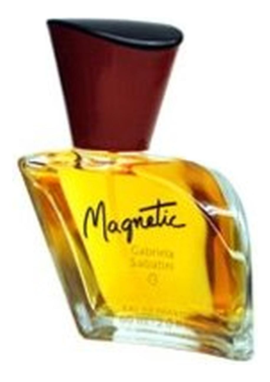 Gabriela Sabatini Magnetic: дезодорант 150мл жилет gabriela gabriela mp002xw193v9