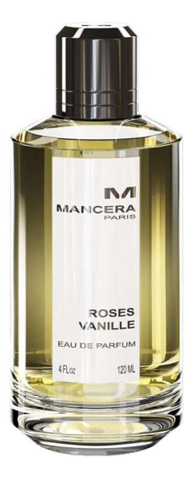 Mancera Roses Vanille: парфюмерная вода 2мл