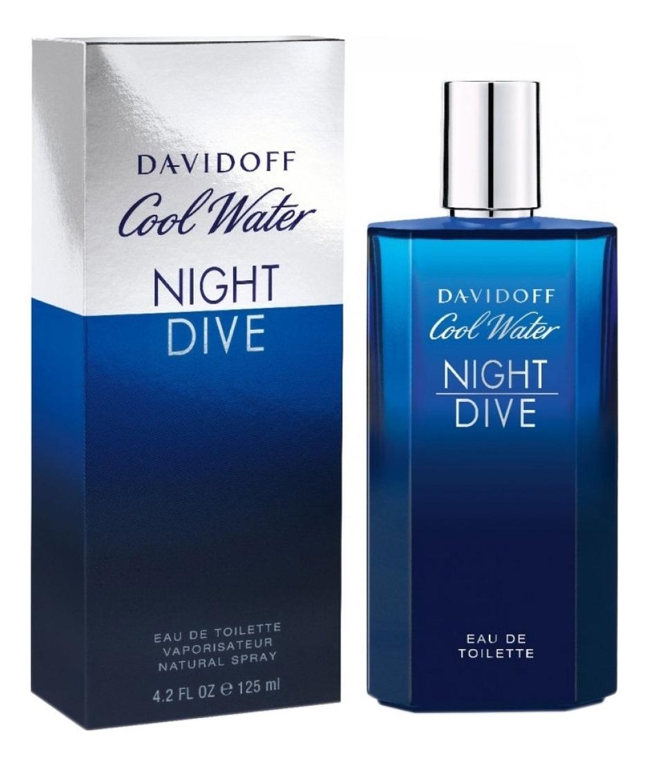 Купить Cool Water Night Dive: туалетная вода 125мл, Davidoff