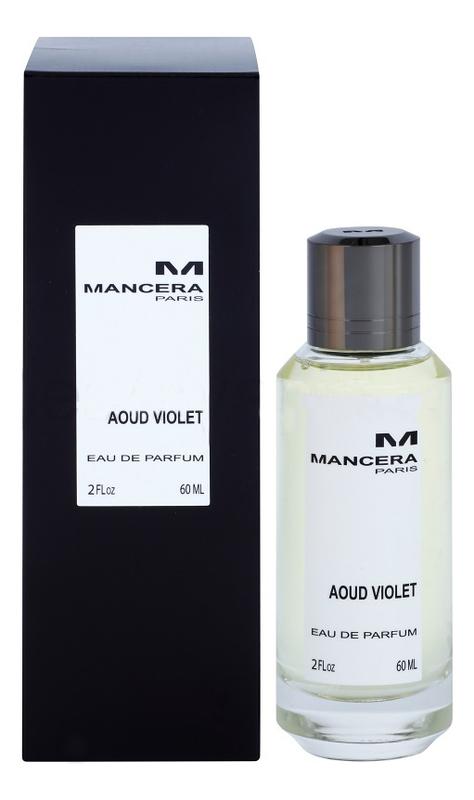 Mancera Aoud Violet: парфюмерная вода 60мл