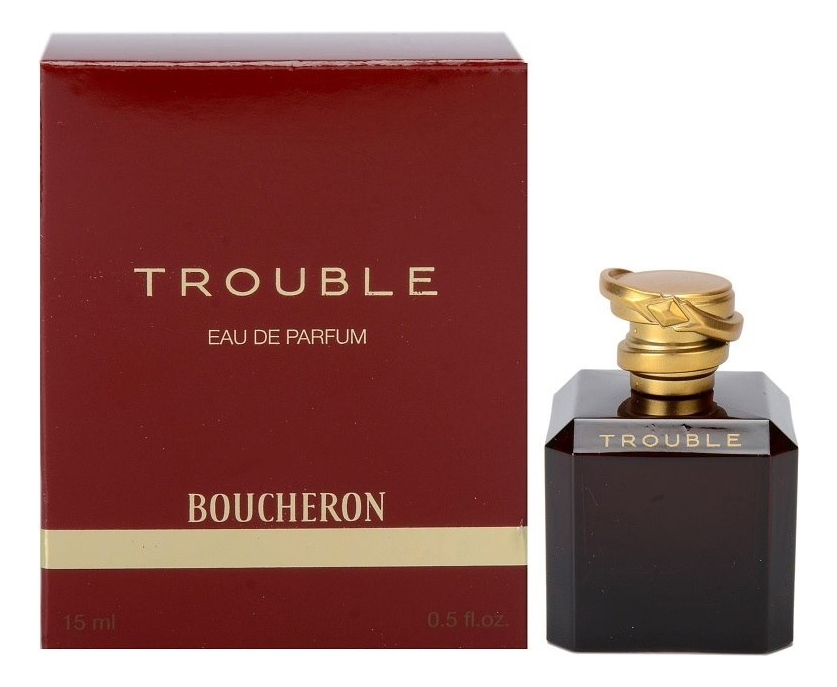 Купить Trouble: парфюмерная вода 15мл, Boucheron