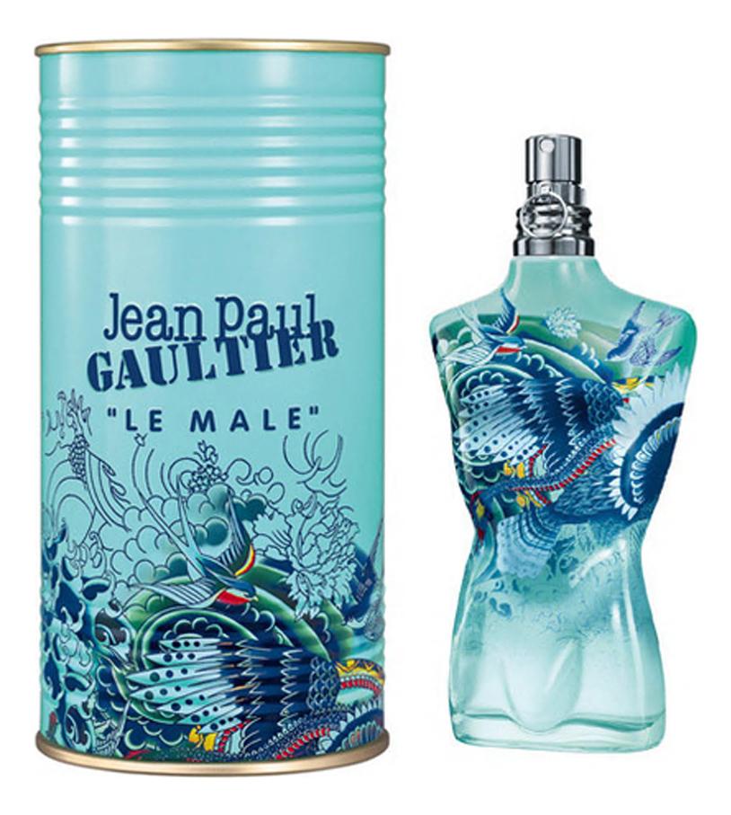 Jean Paul Gaultier Le Male Summer 2013: туалетная вода 125мл
