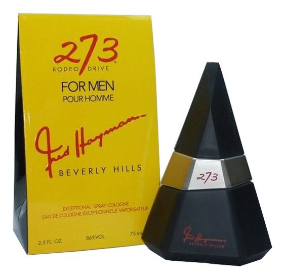 Beverly Hills Rodeo Drive 273: одеколон 75мл beverly hills rodeo drive 273 парфюмерная вода 75мл