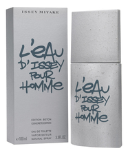 Issey Miyake L'Eau D'Issey Pour Homme Edition Beton Concrete Edition