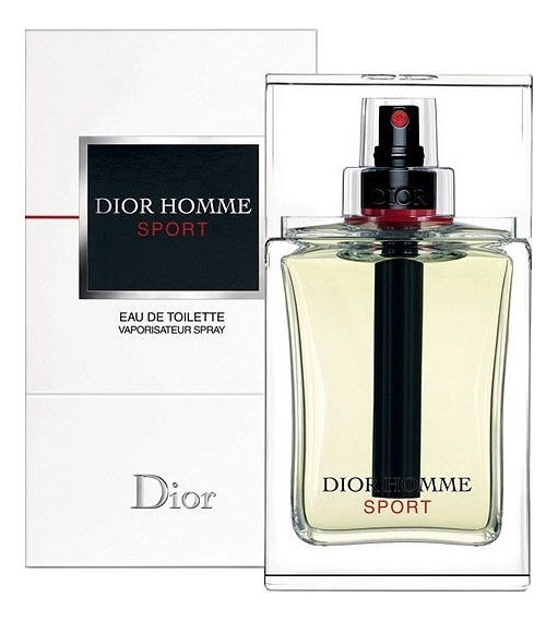 Homme Sport 2008: туалетная вода 100мл christian dior dior homme intense