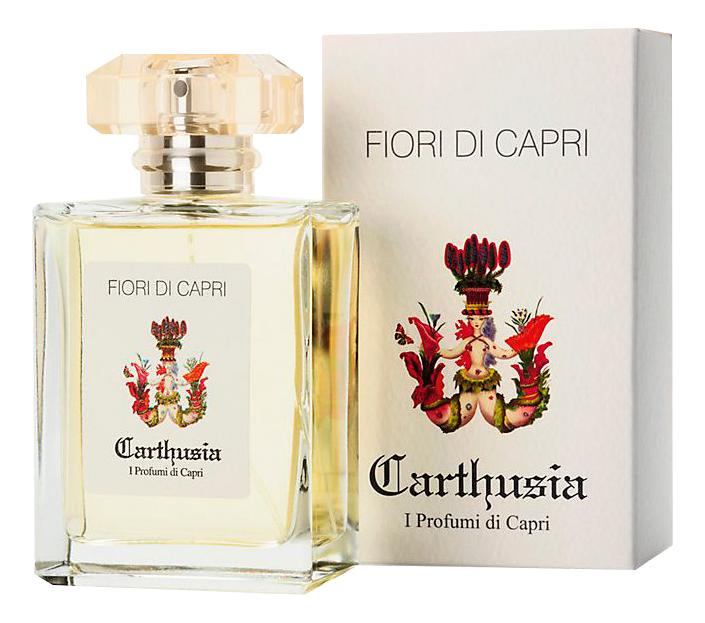 Купить Aria di Capri: туалетная вода 100мл, Carthusia