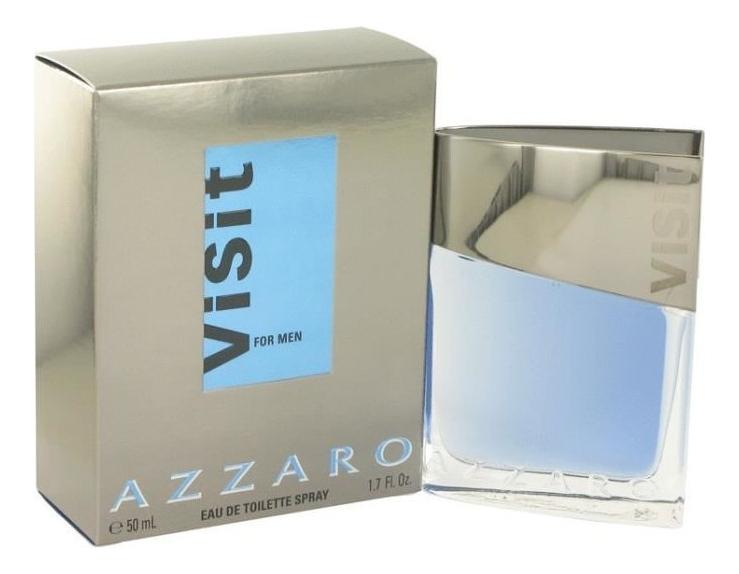 Купить Visit Men: туалетная вода 50мл, Azzaro