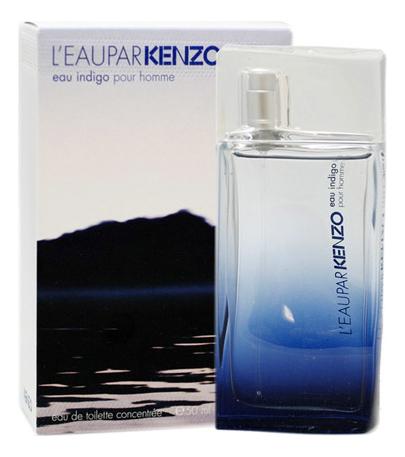 Купить L'eau Par Eau Indigo pour homme: туалетная вода 50мл, Kenzo