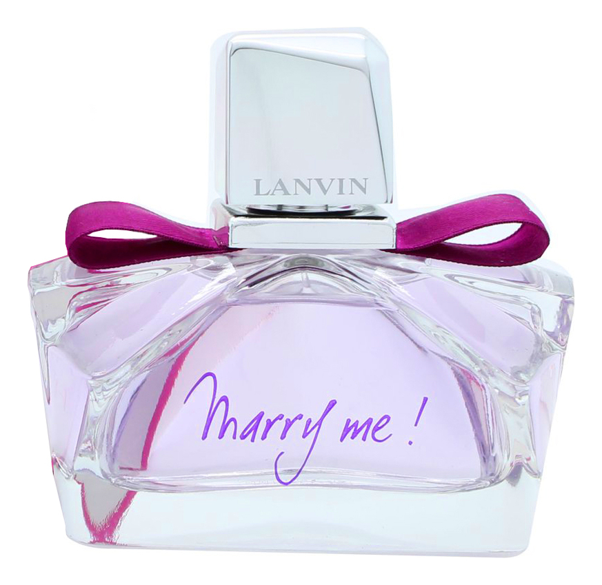 Lanvin Marry Me: парфюмерная вода 50мл jo goodman marry me