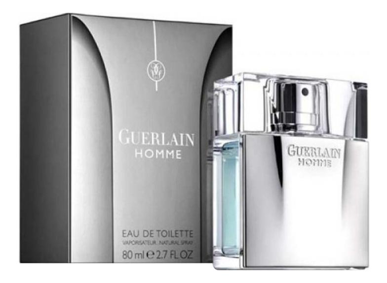 Guerlain Homme: туалетная вода 80мл guerlain homme туалетная вода 50мл