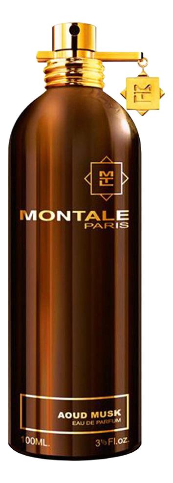 Купить Aoud Musk: парфюмерная вода 100мл, Montale