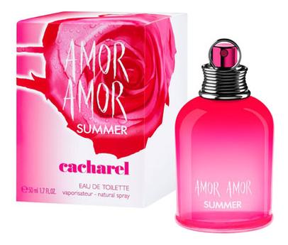 Amor Amor Summer 2011: туалетная вода 50мл недорого