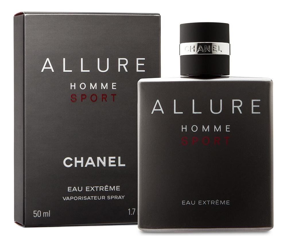 Allure Homme Sport Eau Extreme: туалетная вода 50мл недорого